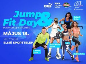 Jump&Fit Day powered by SifiJUMPS @ ELMŰ Sporttelep | Budapest | Hungary