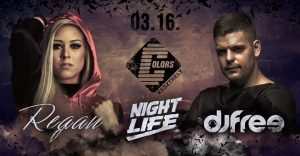 Colors - NightLife @ Club of Colors | Keszthely | Hungary