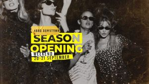 4BRO Downtown ◎ Season Opening Weekend ◎ 09.20-21. @ 4BRO Downtown | Budapest | Hungary