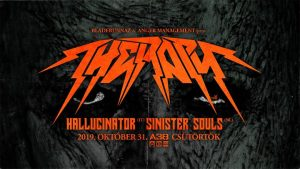 Therapy Sessions: Hallucinator + Sinister Souls @ A38 Hajó   Budapest   Hungary