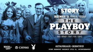 The Playboy @Story // 12.13. //