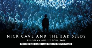 Nick Cave and The Bad Seeds in Budapest @ BudapestArena | Budapest | Hungary