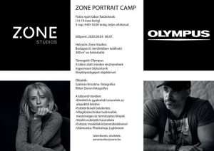 ZONE Portrait Camp @ ZONE STUDIOS | Budapest | Hungary