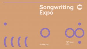 DEX Songwriting Expo 2021 @ The Studios @ The Studios | Budapest | Hungary